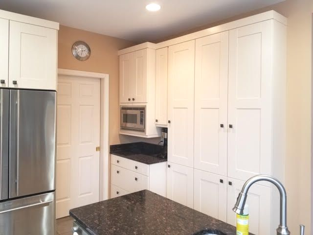 Cabinet Refinishing, Cabinet Spraying, CT cabinets, Kitchen Cabinets, Cabinet Painting, Hawksview Services, update cabinets, cabinet contractor, cabinets, connecticut